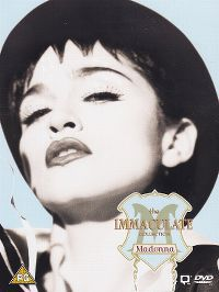 Cover Madonna - The Immaculate Collection [DVD]